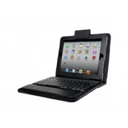 Funda protectora con teclado bluetooth para Ipad 2 and New
