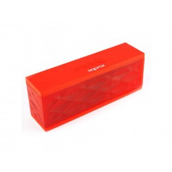 Portable 2.1 Bluetooth Speaker 6W Rojo