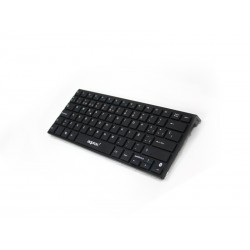 Teclado Bluetooth para PC/ iPad/ iPhone (Negro)